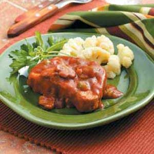 Tender Pork Chops Recipe