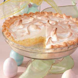 Pineapple Sour Cream Pie Recipe