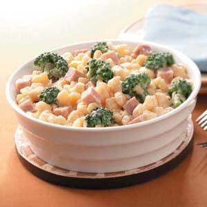 Ham and Spaetzle Bake Recipe