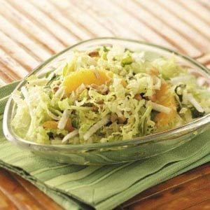 Asian Cabbage Slaw Recipe