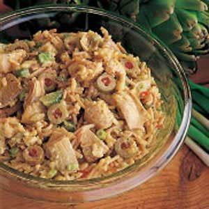 Chilled Rice Salad Recipe