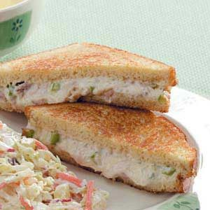 Swiss Tuna Melts Recipe