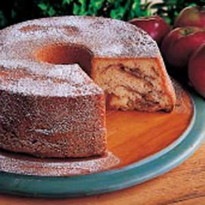 Adams County Apple Cake Recipe