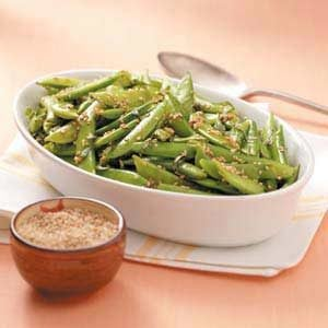 Sugar Snap Pea Stir-Fry Recipe