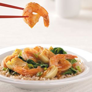 Thai Shrimp Recipe