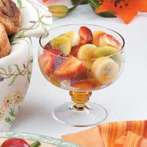 Quick Fruit Compot Recipe