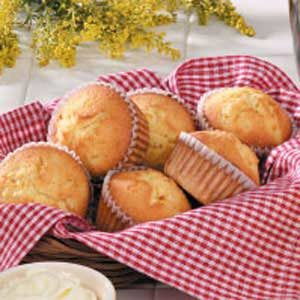 Roasted Corn Muffins Recipe