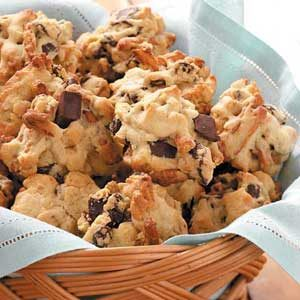Chunky Drop Cookies Recipe
