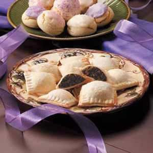 Sicilian Fig Pastries Recipe