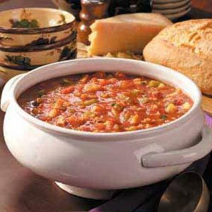 Tomato Clam Chowder Recipe