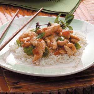 Quick Apricot Chicken