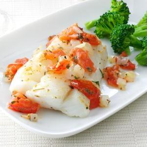 Cod Delight Recipe