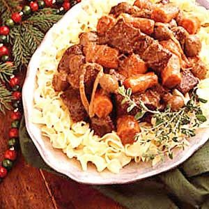 Fireside Beef Stew Recipe