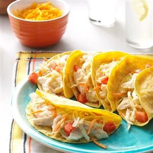 Soft Fish Tacos Recipe