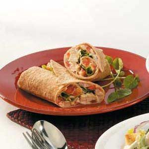 Grecian Gold Medal Wraps Recipe