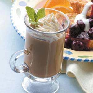 Mocha Cinnamon Coffee