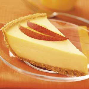Peach Cheese Pie