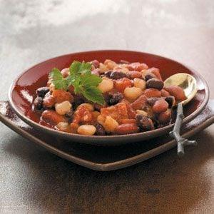 Southwestern Baked Beans