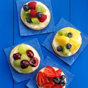 Sugar Cookie Tarts Recipe