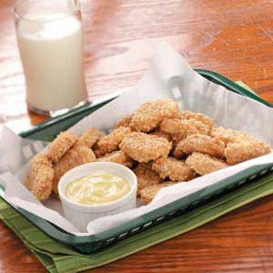 Faux Chicken Nuggets Recipe