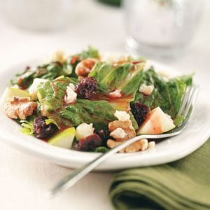 Crunchy Walnut Salad Recipe