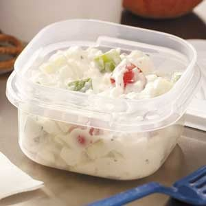Cottage Cheese Salad Recipe
