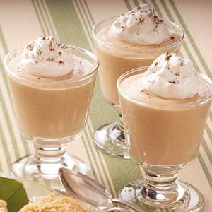 Coffee Whip Dessert Recipe