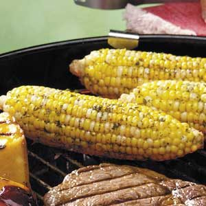 Garlic Pepper Corn Recipe
