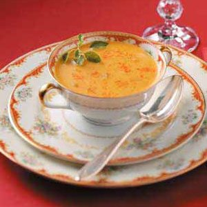 Curry Spiced Squash Soup Recipe