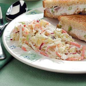 Pineapple Slaw Recipe