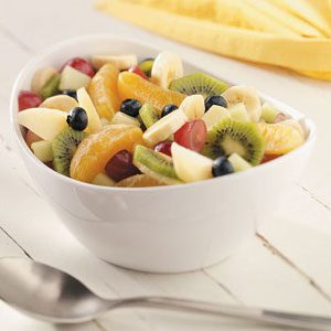 Easy Summer Fruit Salad Recipe