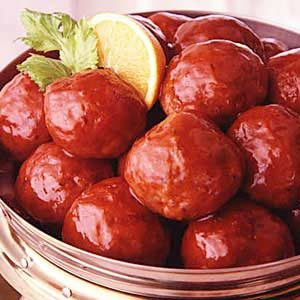 Iowa Ham Balls Recipe