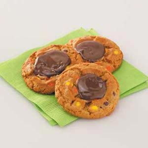 Peanut Butter Chocolate Treats Recipe