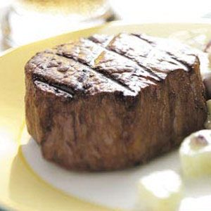 Marinated Beef Tenderloins