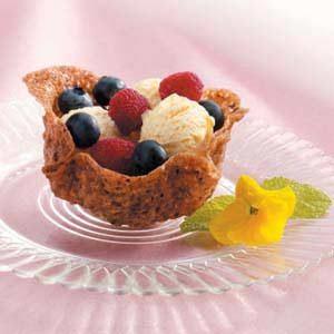 Cookie Fruit Baskets Recipe