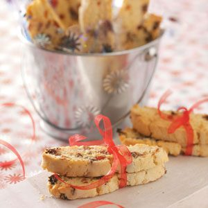 Chocolate Chip Biscotti Recipe