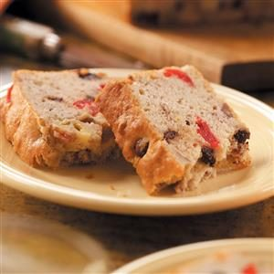 Chocolate Chip Cherry Bread Recipe
