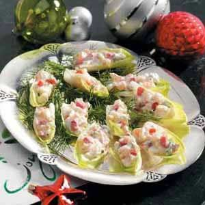 Shrimp Salad Lettuce Cups Recipe
