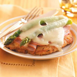 Turkey Asparagus Divan Recipe