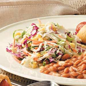 Texas Two-Step Slaw Recipe
