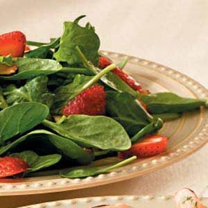 Almond Strawberry Salad Recipe