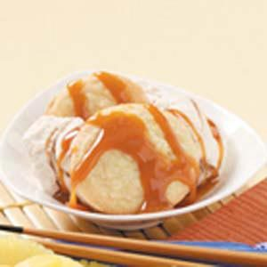 Snickerdoodle Sundaes Recipe