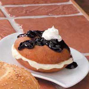Doughnut Cakes Recipe