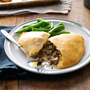 Midwestern Meat Pies Recipe