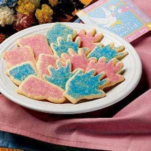 Baby Shower Sugar Cookies Recipe