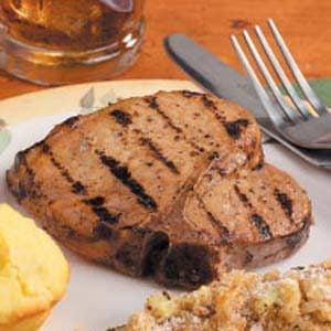 Tender 'n' Tasty Pork Chops Recipe