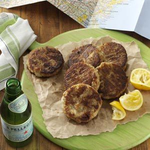 Eastern Shore Crab Cakes Recipe photo by Taste of Home