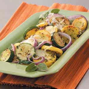 Flavorful Summer Squash Recipe