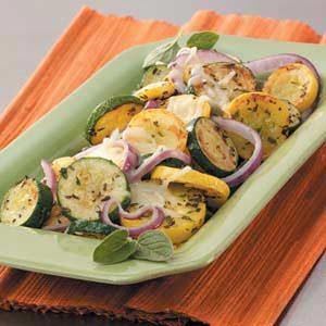 Flavorful Summer Squash Recipe