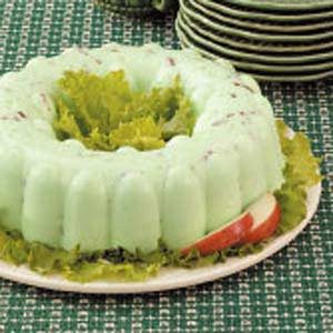 Pineapple Lime Gelatin